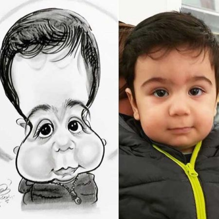 سفارش نقاشی کاریکاتور