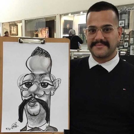 سفارش کاریکاتور