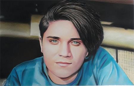 کادو نقاشی چهره