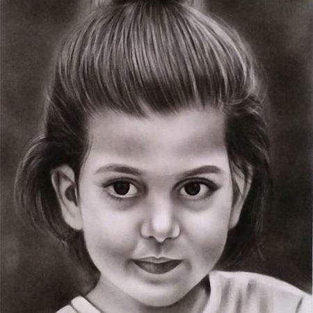 طراحی و نقاشی چهره